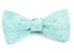 Bow Ties - Freehand Solid - Spearmint