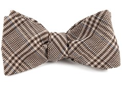 Bow Ties - Columbus Plaid - Browns