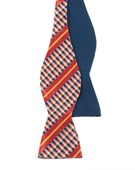 Bow Ties - CARNABY TWIST SOLID - NAVY