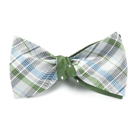 Legacy Ringside Silver Bow Ties