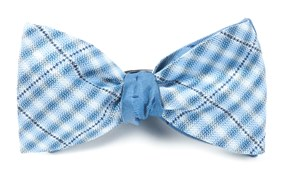 Bow Ties - PARKER INDUSTRY - BLUE