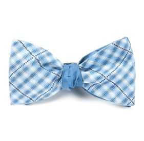 Parker Industry Blue Bow Ties