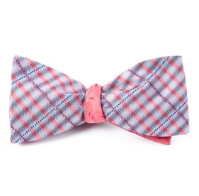 Parker Industry Red Bow Ties