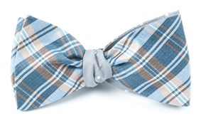 Bow Ties - NARRATIVE RINGSIDE - LIGHT BLUE