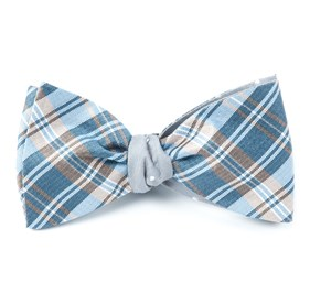 Narrative Ringside Light Blue Bow Ties