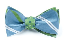 Bow Ties - CARSON OFFSHORE - BLUE