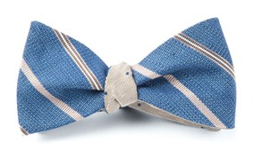 Bow Ties - EDITOR BULLETIN - TAUPE