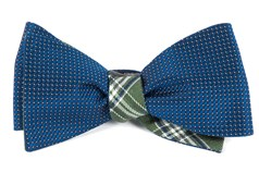 Bow Ties - Pinpoint Marshall - Navy