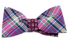 Bow Ties - Paramount Bloom - Magenta