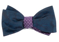 Bow Ties - Refinado Dots - Navy