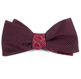 Skylight Boundaries Red Bow Ties