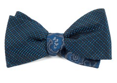 Bow Ties - Skylight Boundaries - Navy