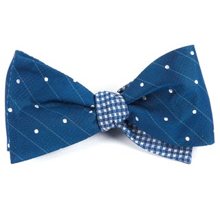 Ringside Bahama Blue Bow Tie