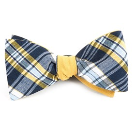 Rnr Row Navy Bow Ties