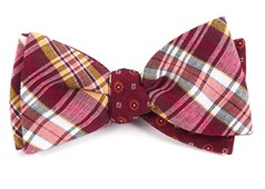 Bow Ties - Rnr Medallion - Red