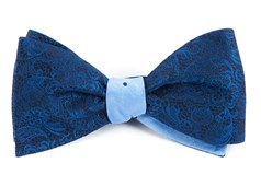Bow Ties - Ceremony Dot - Navy