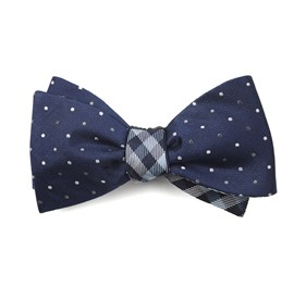 Navy Jpl Polo bow ties
