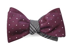 Bow Ties - Jpl Plaid - Deep Azalea