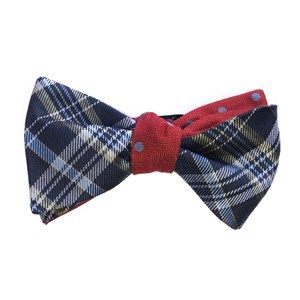 andersen hitch navy bow ties