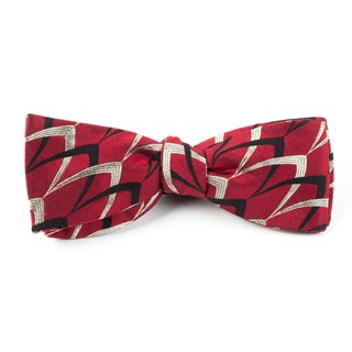 the george takei red bow ties