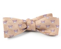 Bow Ties - THE SIGNATURE - CHAMPAGNE