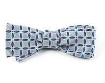 Bow Ties - THE OBSERVATORY - SILVER