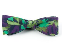 Bow Ties - THE NELSON - PLUM
