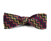 Bow Ties - THE DEELEY - CHARCOAL