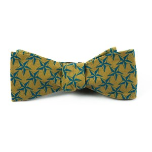 the gettysburg olive bow ties