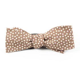 The Nolan Latte Bow Ties