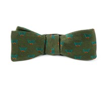 Bow Ties - THE SIGNATURE - ARMY GREEN