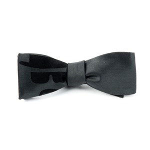 the bryan cranston charcoal bow ties
