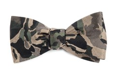 BOW TIES - THE BILLY REID - BROWN