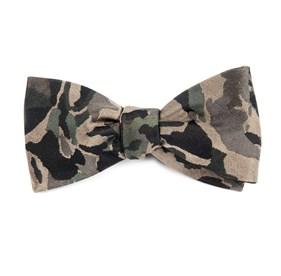 The Billy Reid Brown Bow Ties