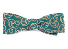 Bow Ties - The Crawford - Green Teal