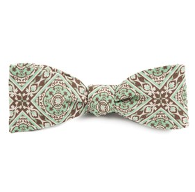 Mint THE MOJITO bow ties