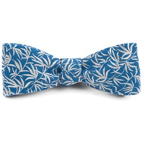 Classic Blue The Malecon bow ties