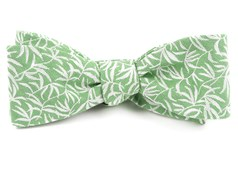 BOW TIES - THE MALECON - APPLE GREEN