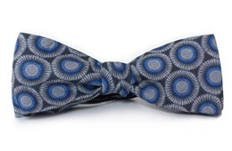 Bow Ties - The Biltmore - Grey