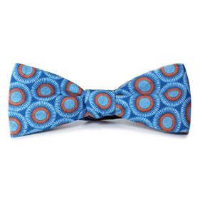 The Biltmore Light Blue Bow Ties