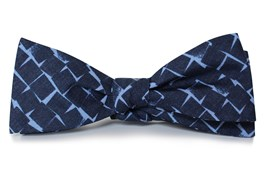 Bow Ties - The Nederlander - Navy