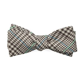 The Hoover Brown Bow Ties