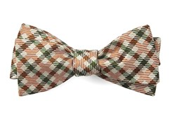 Bow Ties - The Carter - Orange