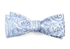 Bow Ties - The Garfield - Light Cornflower