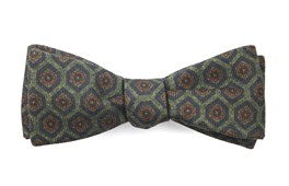 Bow Ties - The Jefferson - Olive Green
