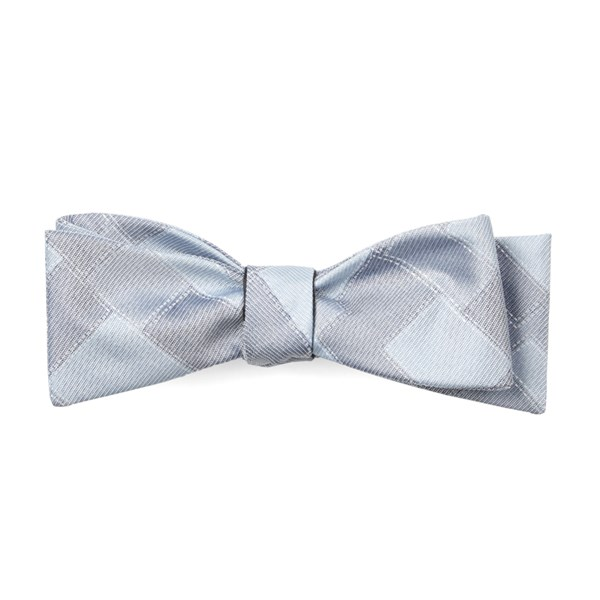 Sky Blue Bangarang By Nathan Mccallum Bow Tie