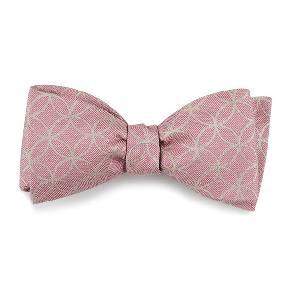 Pink The Vermont Bow Tie