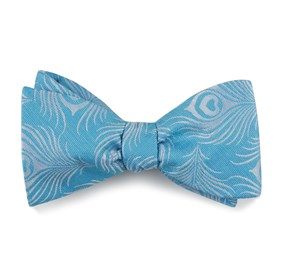 The New Hampshire Pool Blue Bow Ties