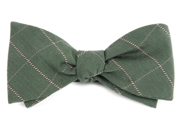 1920s Bow Ties | Gatsby Tie,  Art Deco Tie Goalpost Pane $19.00 AT vintagedancer.com