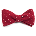 Similar Item - Red Primary Dot Bow Tie